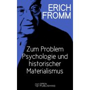 Zum Problem Psychologie und historischer Materialismus - eBook