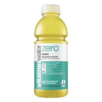 Vitaminwater Zero Reset Pineapple Coconut Water Beverage, 20 Fl. Oz.
