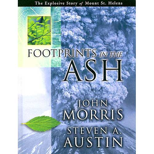 Footprints in the Ash: The Explosive Story of Mt. St. Helens
