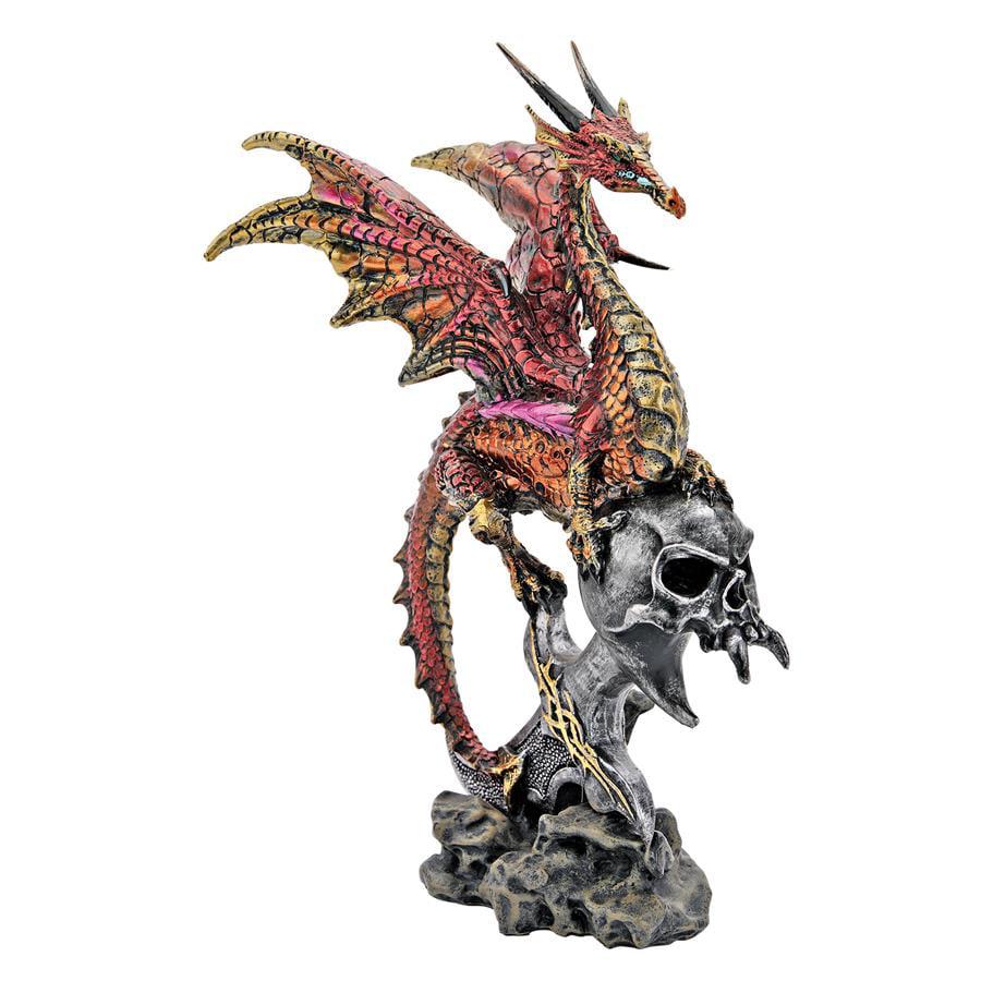 Design Toscano Zazookie, Lord of the Sky Dragon Statue
