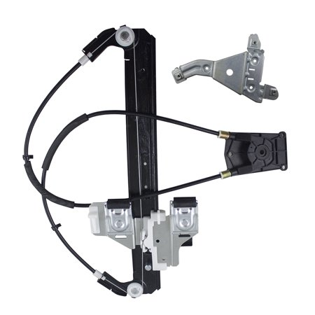 Cadillac Window Regulator (Passengers Rear Power Window Lift Regulator Replacement for Cadillac Chevrolet GMC SUV 19260051)