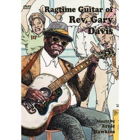 Ragtime Guitar Of Rev Davis