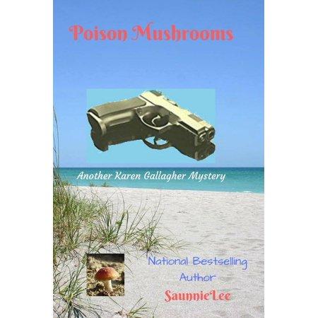 Poison Mushrooms - eBook