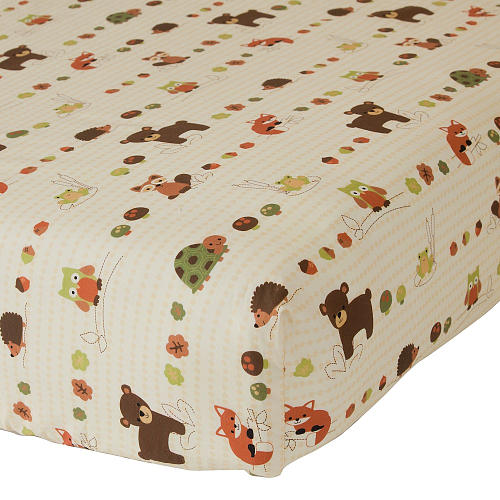 Lambs & Ivy Echo Crib Sheet