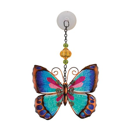 Regal Art and Gift 11912 - Multi-Color Butterfly Sun Catcher Decor