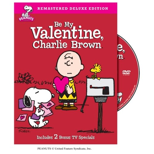Be My Valentine Charlie Brown (Deluxe Edition) (Full Frame)