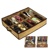 Sto-Away Under Bed Shoe Storage Solution Deals