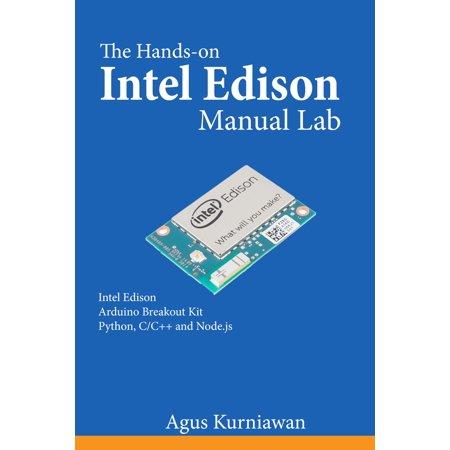 The Hands-on Intel Edison Manual Lab - eBook