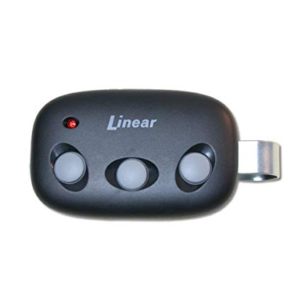LINEAR Megacode Garage Door Openers MCT-3 Three Button Remote