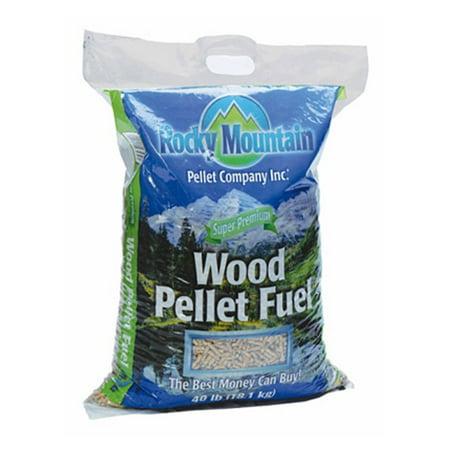 Universal Forest 201211 40 lbs. Super Premium Wood Pellet - Pack Of 50 ()