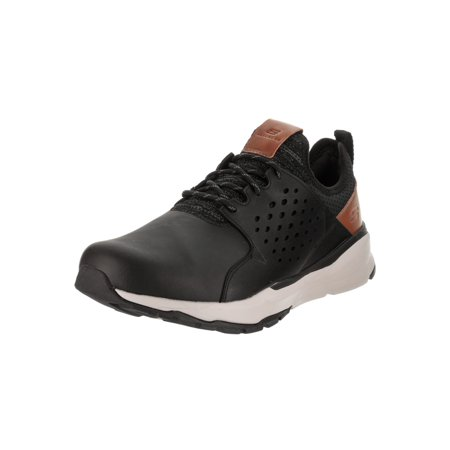 f517988dc843 Skechers - Skechers Men s Relven - Hemson - Wide Fit Casual Shoe -  Walmart.com
