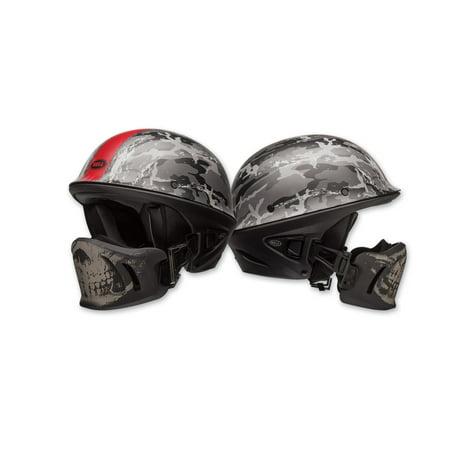 Bell Unisex Adult  Rogue Ghost Recon Half Helmet