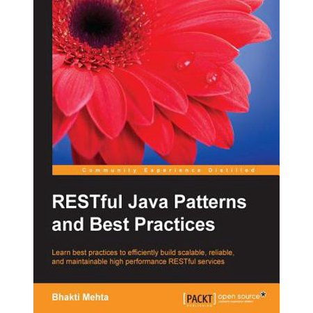 RESTful Java Patterns and Best Practices - eBook (Websocket Api Best Practices)