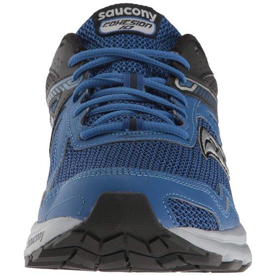 c54fca6b3ed2 Saucony - Saucony Men s Grid Cohesion 10 Royal   Black Ankle-High ...