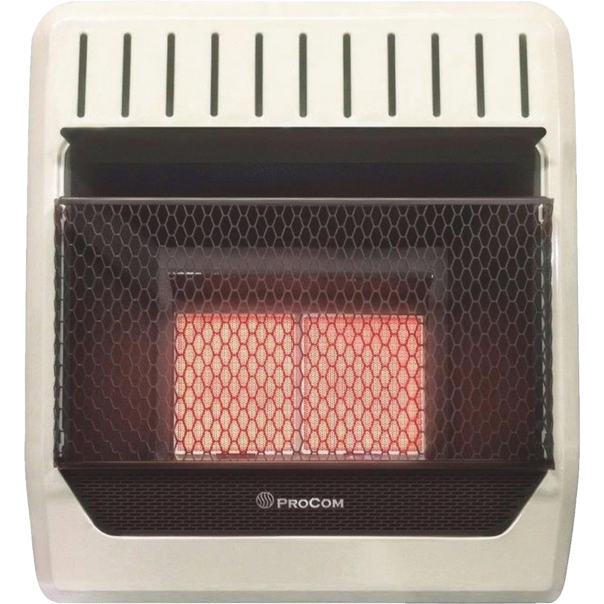 ProCom Infrared Gas Wall Heater by Procom