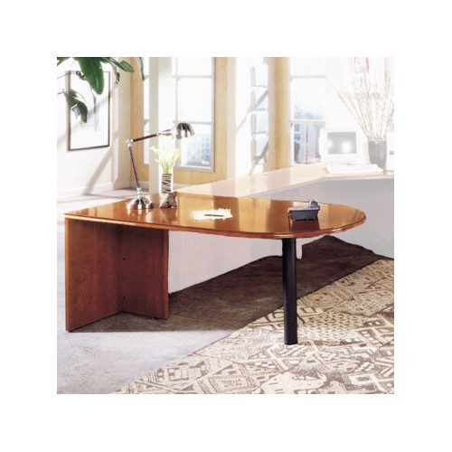 High Point Furniture Forte 29'' H x 72'' W Peninsula Desk