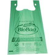 BioBag Certified Shopping Bags, Large, 500 Ct