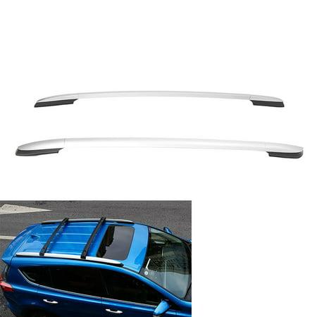 GZYF For 13-16 Toyota RAV4 Original Factory Style Roof Rack Side Rail Bars - (Toyota Rav4 Roof Rack)
