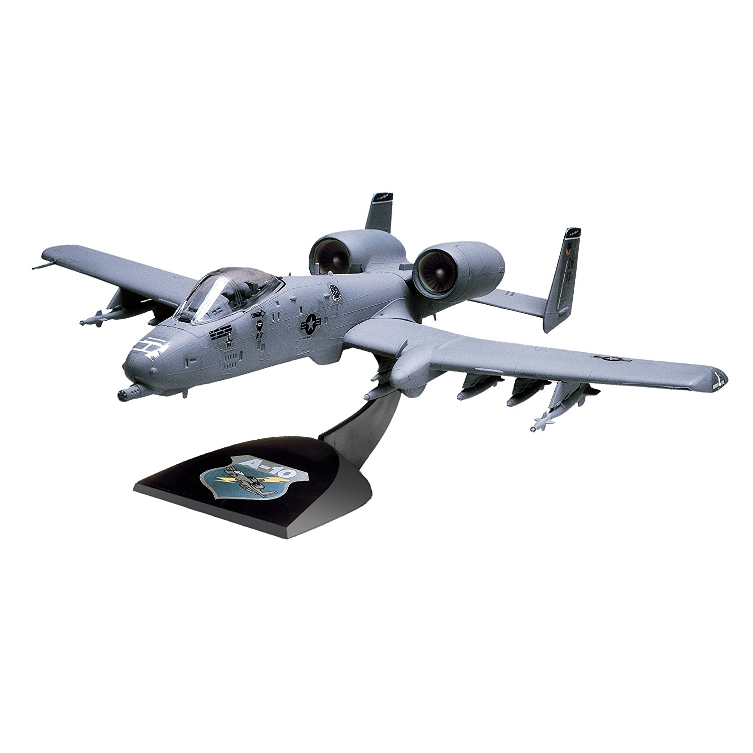 SnapTite A-10 Warthog Plastic Model KitModel Scale 1:72 By Revell by