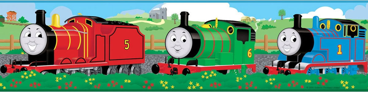 Superior Thomas The Train Wall Stickers Part 97
