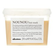 Davines Nounou Nourishing Repairing Mask For Dry And Brittle Hair, 8.45 Fl Oz