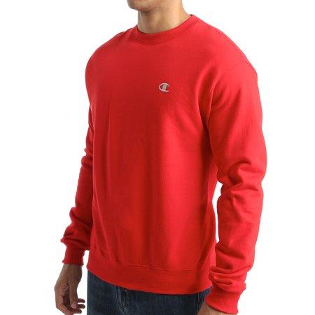 Champion S2465 Authentic Eco Fleece Crewneck Sweatshirt - Walmart.com