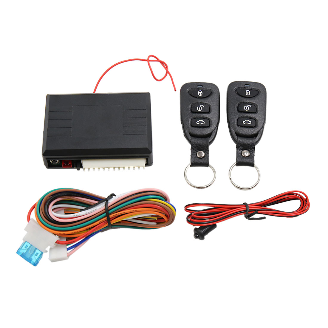 Universal Car Door Lock Keyless Entry System Vehicle Remote Central Kit