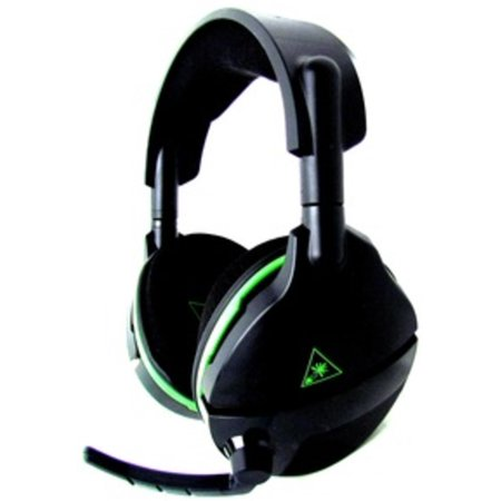 Stealth Force 6.0 Leather - Refurbished Turtle Beach TBS-2015-01 Ear Force Stealth 600 Wireless Surround Sound Over-The-Ear Gaming Headset for Xbox One - Black