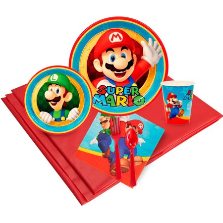 Super Mario Party Pack for 16