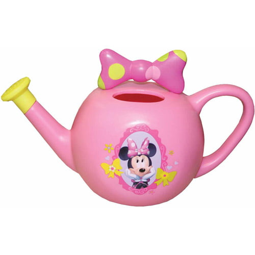 Midwest Quality Glove Minnie Mouse Kids Watering Can by MidWest Quality Gloves
