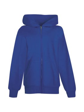 Hanes EcoSmart Fleece Full Zip Hooded Jacket (Little Boys & Big Boys)