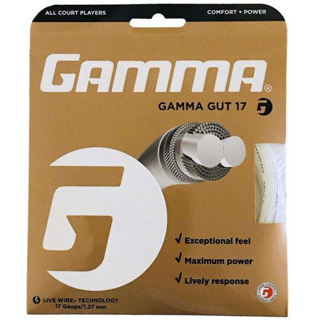 - Gamma Gut 17 String Set