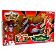Power Rangers Jungle Fury Tiger Battle Bike