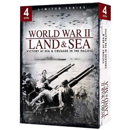 World War II: Land & Sea - Victory At Sea & Crusade In The Pacific