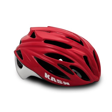 Rapido Cycling Helmet, Red, Large (59-62 cm)