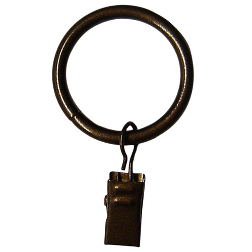 Mainstays Clip Rings, Oil Rubbed Bronze