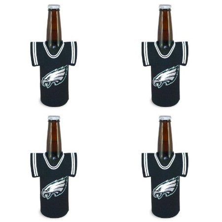 NFL Philadelphia Eagles Jersey Bottle Koozie 4 pack