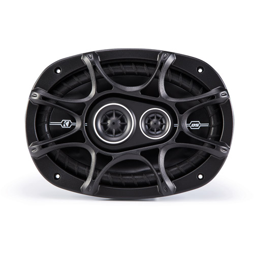 "Refurbished Kicker DSC6934 6"" x 9"" 3-Way Speakers with 1/2"" Tweeters"