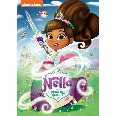 Nella The Princess Knight (DVD) - Knights And Princess