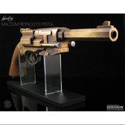 Firefly Mal Reynolds' Metal Plated Pistol Prop Replica