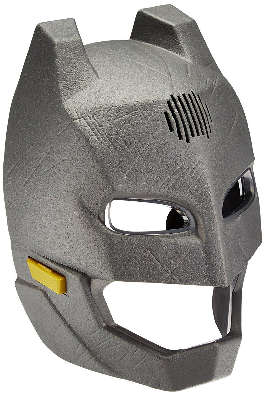 Batman v Superman: Dawn of Justice Batman Voice-Changer Helmet, USA, Brand Mattel by