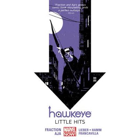 Hawkeye Volume 2 : Little Hits (Marvel Now)