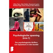 Psychologische spanning (6-in-1) - eBook