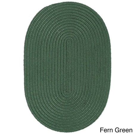 Colonial Mills Colonial Millx Low Pile Polypropylene Indoor/Outdoor Reversible Braided Doormat (2