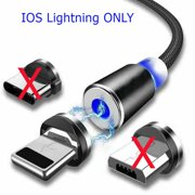 Magnetic USB Charging Cable iOS ONLY Great Uber/Lyft Drivers