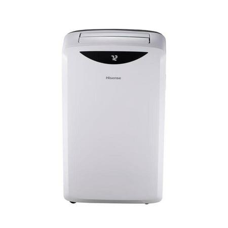 Hisense 14,000 BTU 115-Volt Portable Air Conditioner with Remote (Certified