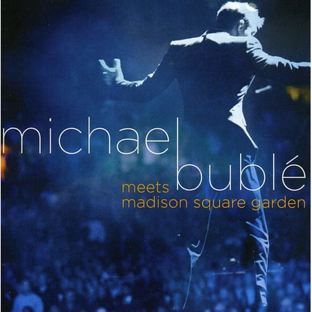 Michael Buble Meets Madison Square Garden (CD)