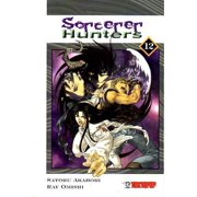 Sorcerer Hunters, #12 Lightly Used Condition
