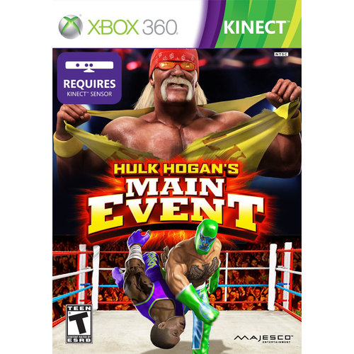 Xbox 360 - Hulk Hogan's Main Event