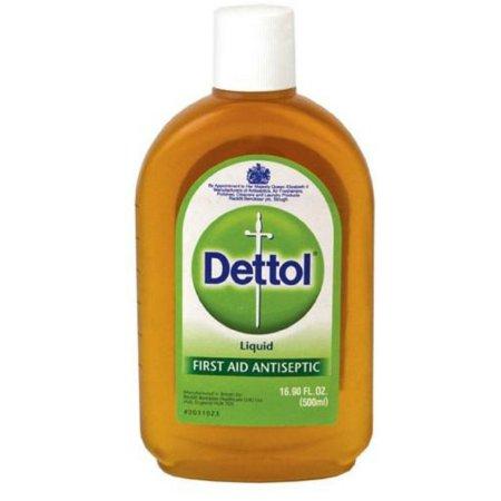 Dettol Liquid First Aid Antiseptic 16.9 oz ()